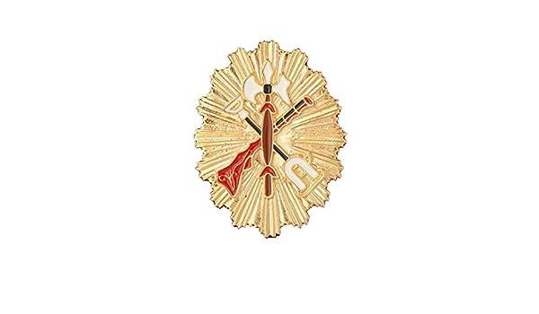 Placa metalica Escudo Legion Especial para cartera de bolsillo Outletdelocio