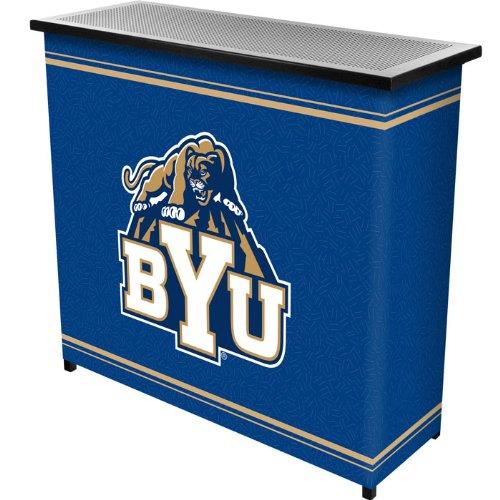 Trademark Byut 2 Shelf Portable Bar W/ Case (clc8000-byu) -