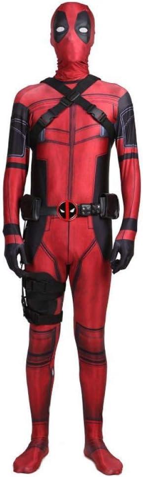 Avengers Deadpool Adulto Niño Cosplay Disfraz Halloween Navidad ...