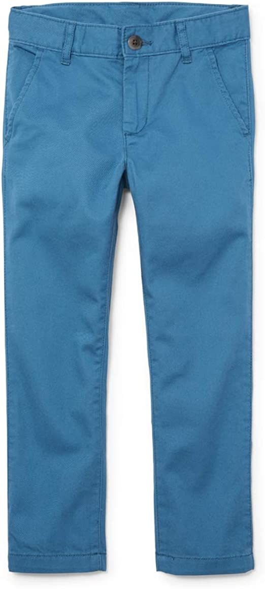 The Childrens Place Boys Uniform Chino Shorts