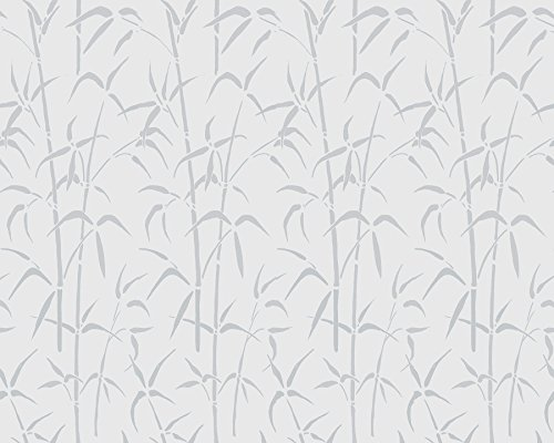 Brewster 99438 Bamboo Sidelight Privacy Film