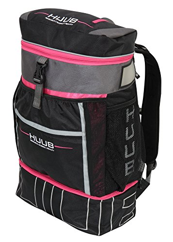 Huub Pink Transition Rucksack