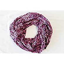 SHOLDIT Pocketed Infinity Nursing Scarf - Safari Pink by Sholdit