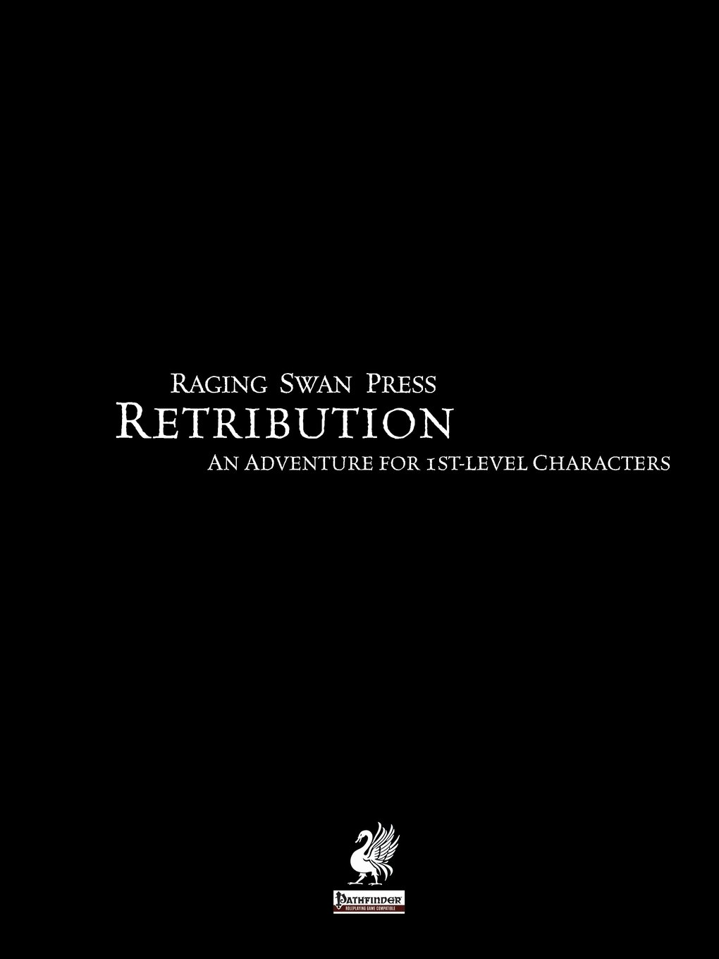 Cover of Retribution