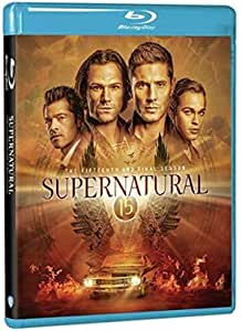 Supernatural: The Complete 15th and Final Season [Blu-ray]