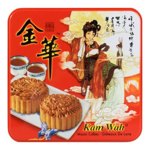 Kam Wah Mooncake - Taro (0 Yolk)