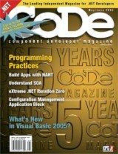 (CODE Magazine - 2005 - May/Jun )