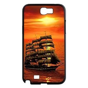 Y-O-U-C6042154 Phone Back Case Customized Art Print Design Hard Shell Protection Samsung Galaxy Note 2 N7100
