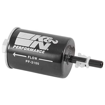 K&N PF-2100 Fuel Filter: Automotive
