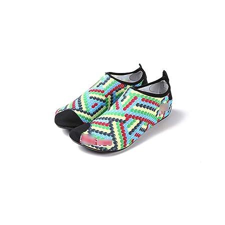 HS-MANWEI Conducción Sandalias Planas Zapatos Correr Surf ...