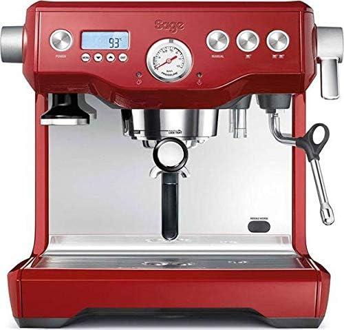 Sage 41007013 - Cafetera, color rojo: Amazon.es: Hogar