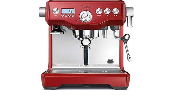 Sage 41007013 Rojo - Cafetera: Amazon.es: Hogar