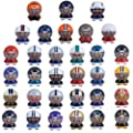 "NFL FOOTBALL SET of 32 BUILDABLE TEAM FIGURES - NFL Football Team Buildable Figure Set Consisting of 32 Team Buildable 2"" Figures Featuring Green Bay Packers, Miami Dolphins, Tennessee Titans, Denver Broncos, Tampa Bay Buccaneers, Buffalo Bills, Chicago B"