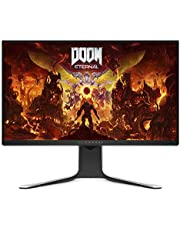 Alienware NEW AW2720HF 27 Inch FHD IPS LED Edgelight 2019 Monitor - Lunar Light (Full HD 1920 X 1080 240 Hz, AMD FreeSync)