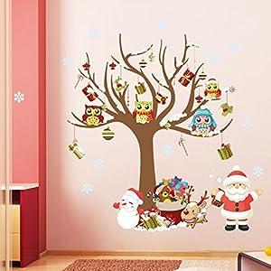 Weihnachtsdeko Kinderzimmer.Elecmotive Weihnachtsdeko Weihnachtsgeschenke Abnehmbare