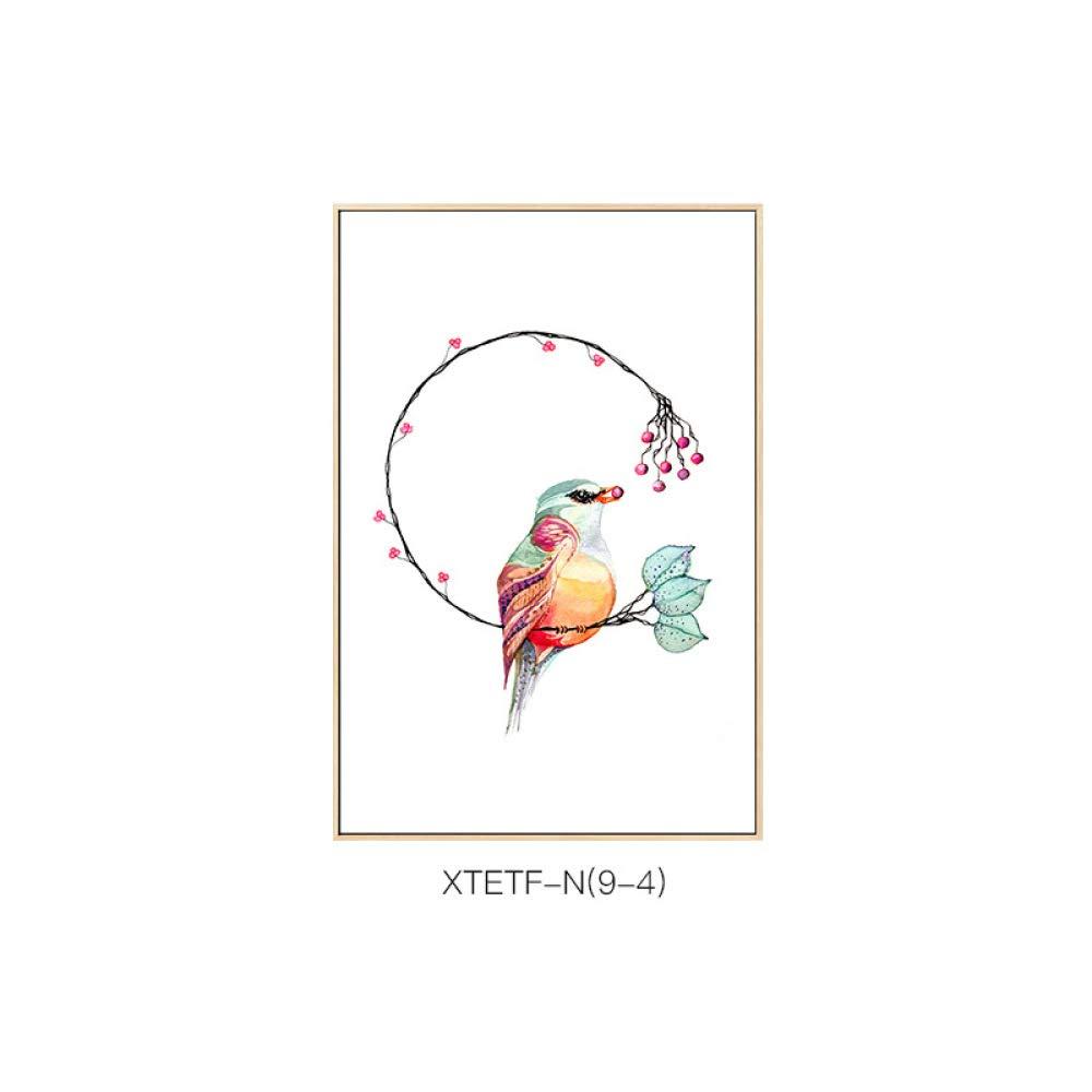 tienda hace compras y ventas B CWJ Decoración de la Parojo - Pinturas Pinturas Pinturas Lindas de la habitación de los niños, Pintura romántica del Marco, decoración del Estudio del Dormitorio de la Sala de Estar, Pintura de cabecera 30  40  promociones de equipo