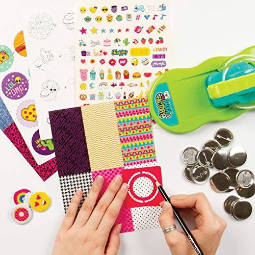 Fashion Angels Badge Pin Design Kit