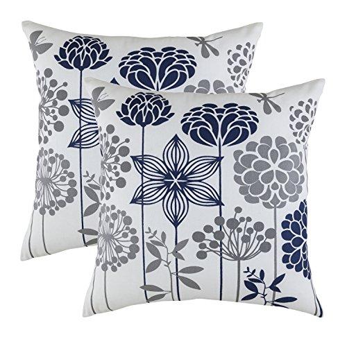 blue accent pillows - 9