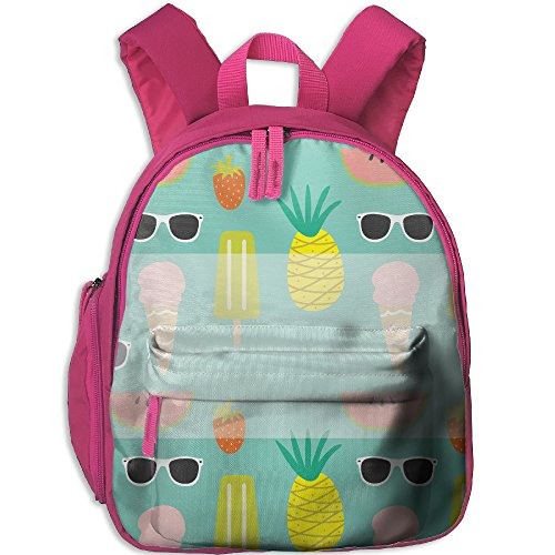 DoBag Kid's Pineapple Icecream Sunglasses School Shoulder Bag Backpack Outdoor Daypack For - Online Buy Branded Sunglasses