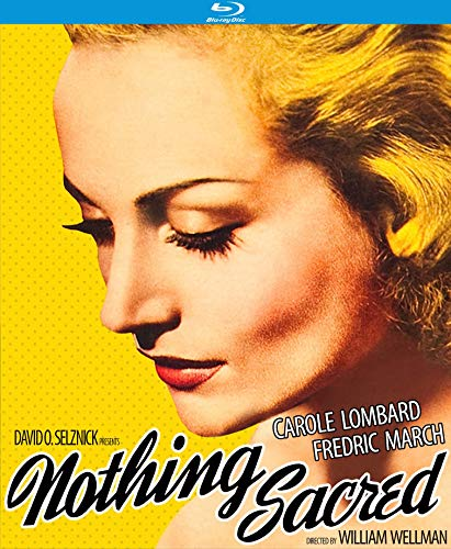 Nothing Sacred [Blu-ray] by KL Studio Classics