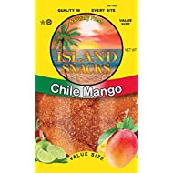 Island Snacks Chile Mango, 4-Ounce (Pack Of 6)