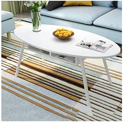Beste Leverancier GWFVA lage salontafel, woonkamertafel, creatieve eenvoudige maan- en kleine slaapbank voor woonkamer-bijzettafel 12.27  O3DtMUB