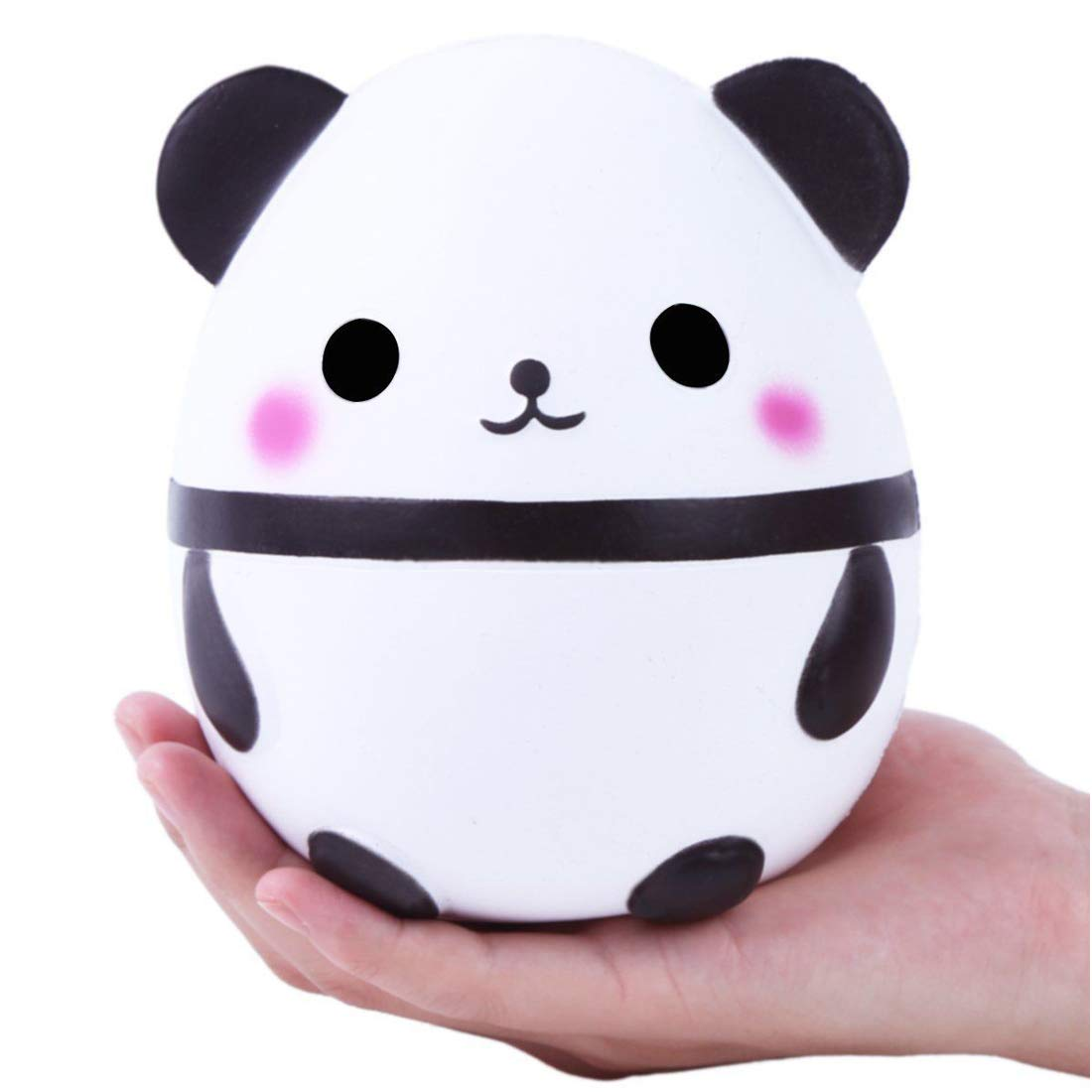 ModFL Squishies Slow Rising Jumbo Panda Squishy Cream Scented Squishies Toys for Kids and Adults Stress Relief Toy Hop Props