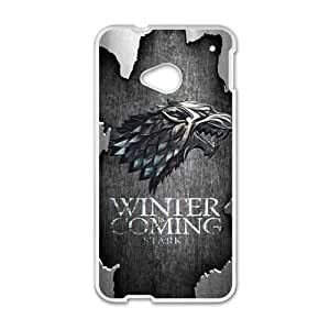 Happy Game of Thrones Cell Phone Case for HTC One M7
