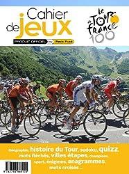 Cahier de jeux Tour de France : Avec cahier spécial enfants
