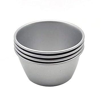Lsgepavilion - Molde para Hornear Huevos, Chocolate, pudín, Cocina, Utensilios para Hornear: Amazon.es: Hogar