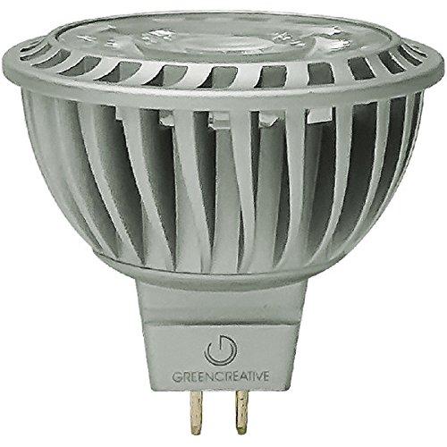 8.5W MR16 LED 75W Equal CRI 92 35 Deg. Beam Angle Green Creative 57980