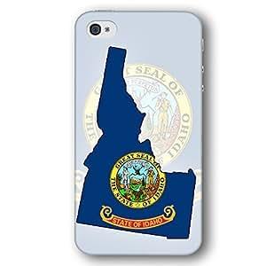 Idaho USA State Flag Diy For LG G2 Case Cover Slim Phone Case