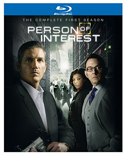 Blu-ray : Person of Interest: The Complete First Season (Boxed Set, , Dolby, AC-3, Repackaged)