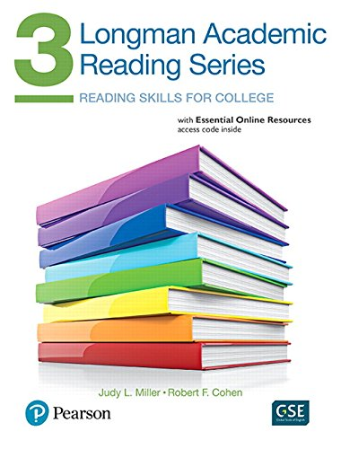 (Longman Academic Reading Series 3 with Essential Online Resources )