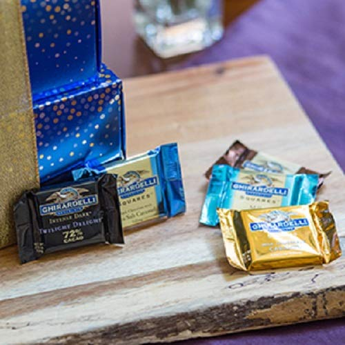The Ghirardelli Chocolate Gift Tower by Wine Country Gift Baskets