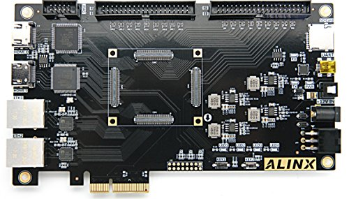 XINLINX A7 FPGA Development Board Artix-7 XC7A100T PCIe ×4 Ethernet HDMI  fpga Development Kits