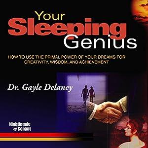 Your Sleeping Genius Speech