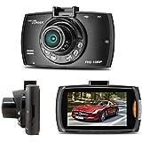 Car DVR Vehicle,Automatically Motion Detection,Car Charger HD 1080P LCD Car DVR Dash Camera Crash Cam G-sensor Night Vision HDMI,Vehicle Parking Monitor,Loop Recording,Recorde Camcorder (Black)