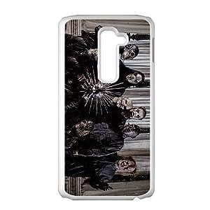 LG G2 Cell Phone Case White Slipknot qjdi