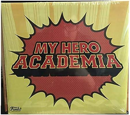 Amazon.com: Funko POP: Animation : My Hero Academia Box ...