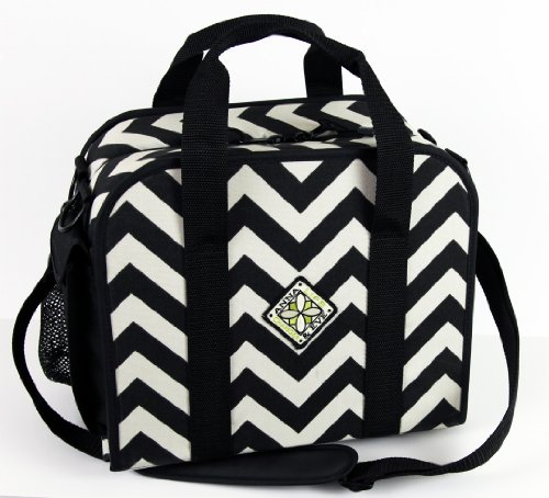 The LifeChanger Portable Changer and Diaper Bag Combo (ZigZag), Baby & Kids Zone