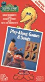 Sesame Street Home Video: Play Along Games and Songs
