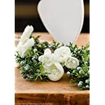 Afloral-Mini-Silk-Ranunculus-Bush-in-White-Cream-10-Tall
