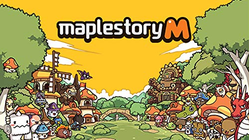 Maplestory M: Auto-Battle Charge Ticket (1 Hour) x10