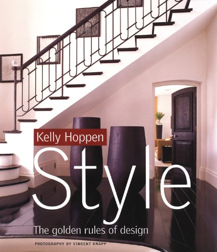 Download Kelly Hoppen Style: The Golden Rules of Design PDF