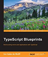 TypeScript Blueprints Front Cover