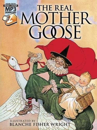 The Real Mother Goose: with MP3 Downloads (Dover Read and Listen)