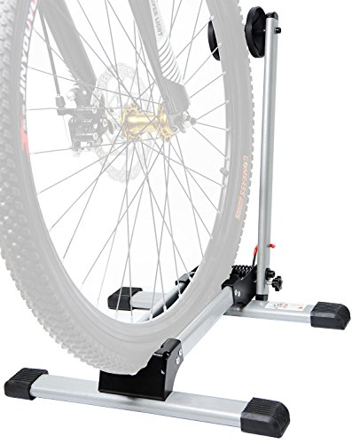 Malker Bicycle Storage Parking Silver