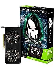 GPU NV RTX3060TI 8GB GHOST G6 256BITS GAINWARD NE6306T019P2-190AB V1* (Lite Hash Rate)