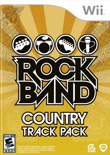 (Rock Band: Country Track Pack - Nintendo Wii)